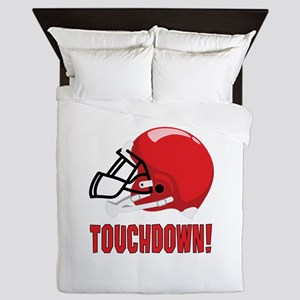 Touchdown! Queen Duvet