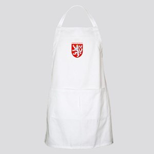 Czech Coat of Arms BBQ Apron