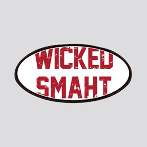Wicked Smaht Patches