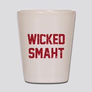 Wicked Smaht Shot Glass