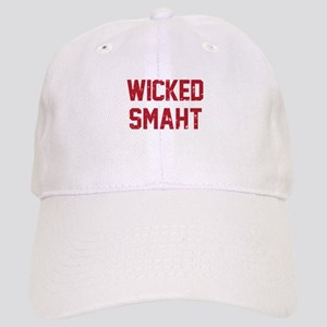 Wicked Smaht Baseball Cap