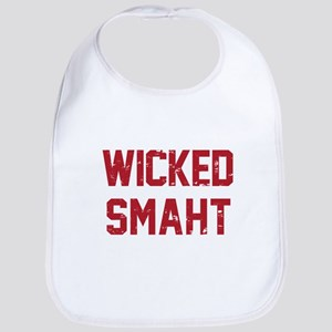 Wicked Smaht Bib