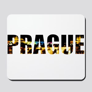 Prague, Czech Republic Mousepad
