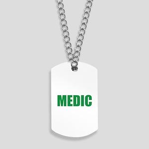 MEDIC Dog Tags