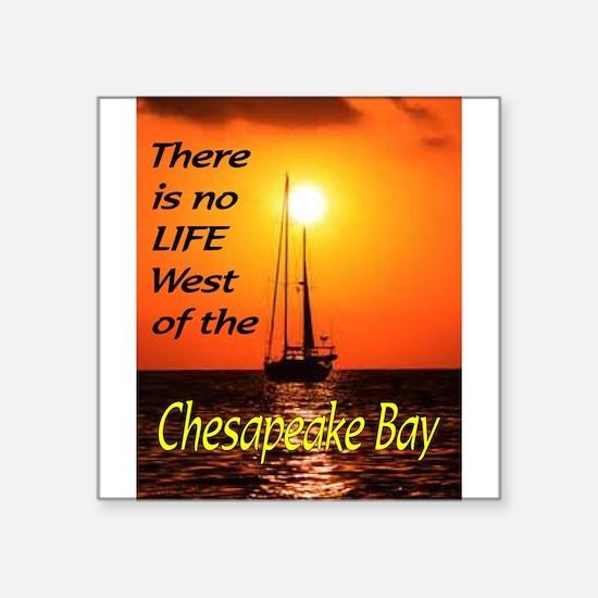 CHESAPEAKE BAY Sticker