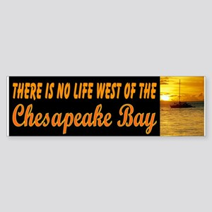 CHESAPEAKE BAY BUMPER Bumper Sticker
