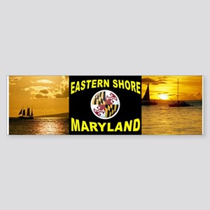 EASTERN SHORE Bumper Sticker