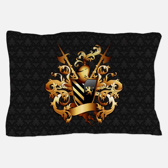 Medieval Coat Of Arms Pillow Case