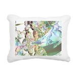 Wings of Angels Rectangular Canvas Pillow