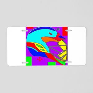 ArmandWolf Aluminum License Plate