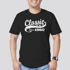 Classic Since 1960 Men's Fitted T-Shirt (dark)