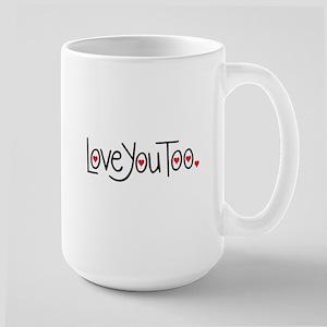 Love you too Mugs