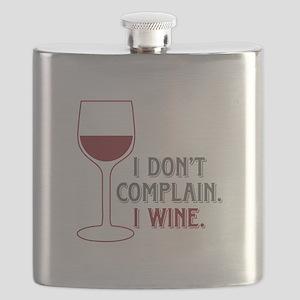 I Wine Flask