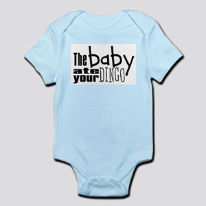 The Baby Ate Your Dingo Infant Bodysuit