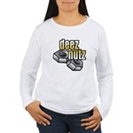Deez Nutz Women's Long Sleeve T-Shirt