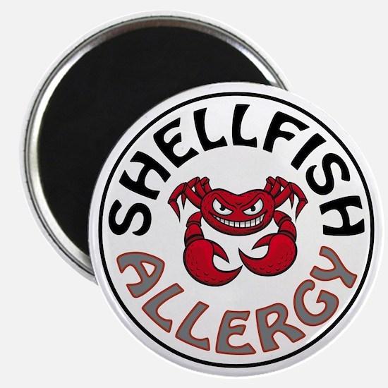 SHELLFISH ALLERGY Magnets