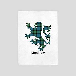 Lion - MacKay 5'x7'Area Rug