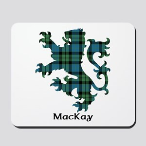 Lion - MacKay Mousepad