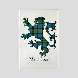 Lion - MacKay Rectangle Magnet