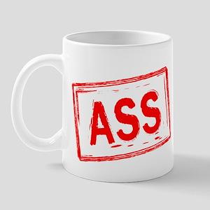 ASS! Mug