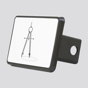 Drawing Compass Hitch Cover