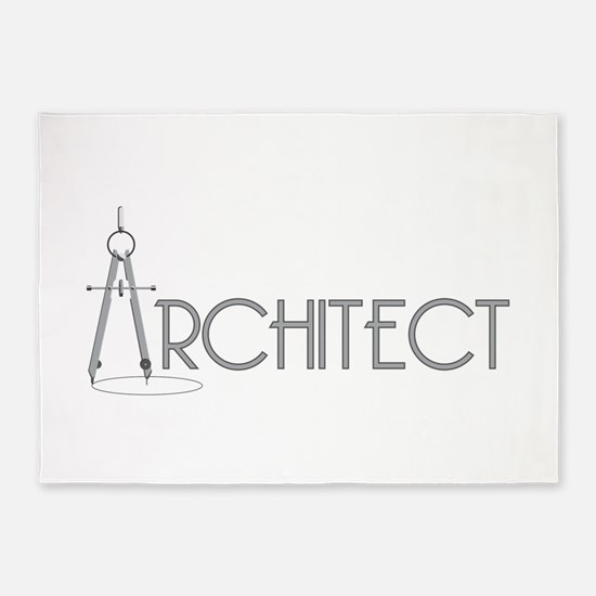 Architect 5'x7'Area Rug