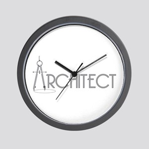 Architect Wall Clock