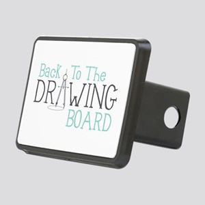 Back To The Drawing Board Hitch Cover