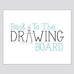 Back To The Drawing Board Posters