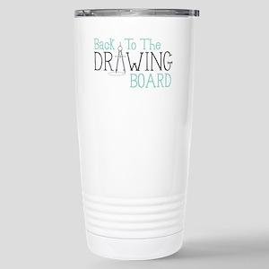 Back To The Drawing Board Travel Mug