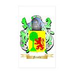 Feistle Sticker (Rectangle 50 pk)
