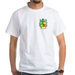 Feistel White T-Shirt