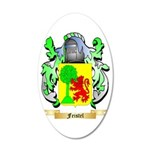 Feistel 35x21 Oval Wall Decal