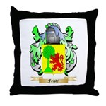 Feistel Throw Pillow