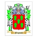 Feigman Small Poster
