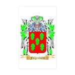 Feigenboim Sticker (Rectangle 50 pk)