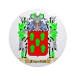 Feigenblatt Ornament (Round)