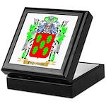 Feigenbaum Keepsake Box