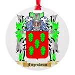 Feigenbaum Round Ornament