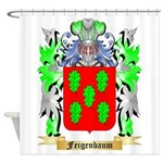 Feigenbaum Shower Curtain
