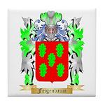 Feigenbaum Tile Coaster