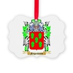 Feigenbaum Picture Ornament