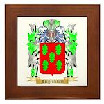 Feigenbaum Framed Tile
