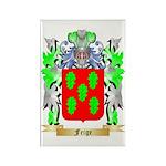 Feige Rectangle Magnet (100 pack)