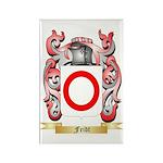 Feidt Rectangle Magnet (100 pack)