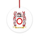 Feidt Ornament (Round)