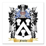 Fehilly Square Car Magnet 3
