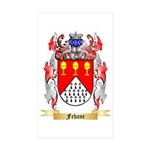 Fehane Sticker (Rectangle 10 pk)