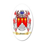 Fehane 20x12 Oval Wall Decal