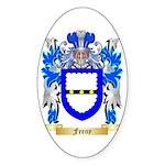 Feeny Sticker (Oval 50 pk)